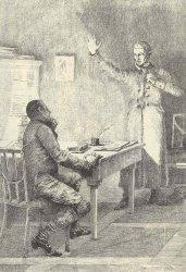 Balzac (Le colonel Chabert) - Premier chapitre (Chabert et Derville)